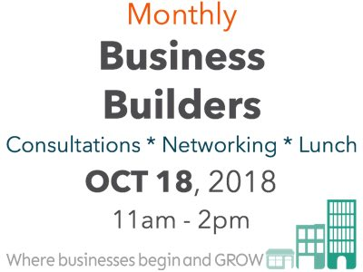 Business Builders Oct